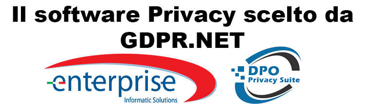 Il Software Privacy scelto da GDPR.net